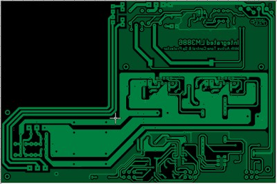 LM3886 Layout Fit Panel 6