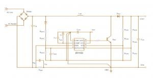 Power Factor Correction using IR1153 Fixed Frequency CCM PFC IC