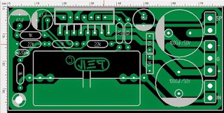 Chip Amp PCB Layout Collections 14