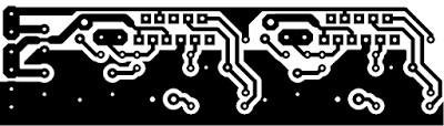 Nano LM3886 PCB 6