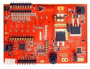 3-to-8 Cell Li-ion Battery Pack Monitor Evaluation Board
