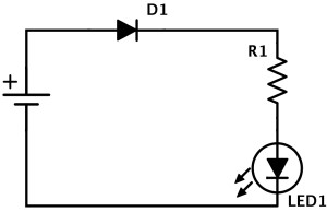How to find voltage and current of LED