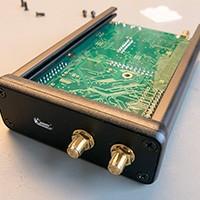 HackRF One Shielded Case Installation 11