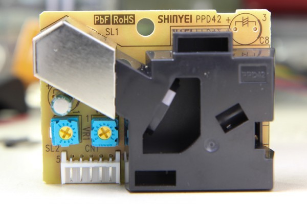 Testing the Shinyei PPD42NS