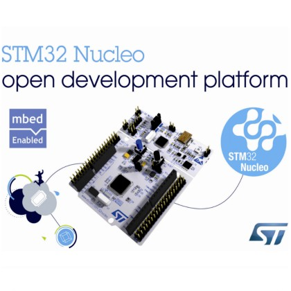 Let's code with STM32 NUCLEO