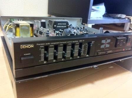 Ampli Jadul Denon DES-70 7
