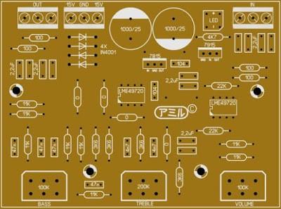 Tone Control LME49720 6