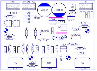 Tone Control LME49720 7