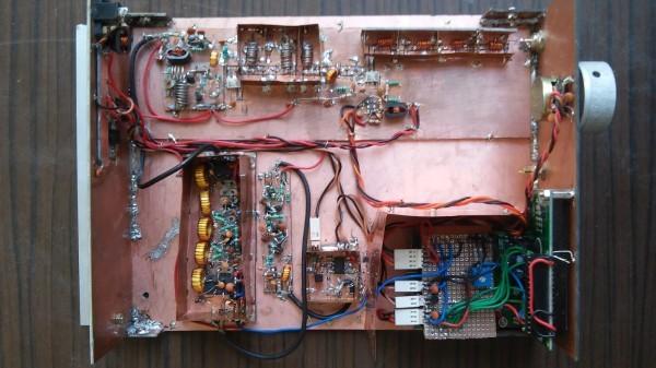 Specan, a reboot of the W7ZOI/K7TAU spectrum analyzer