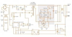 Energy Star® V2.0 compliant flyback converter using the ZXGD3101 synchronous MOSFET controller