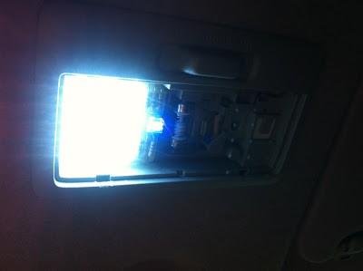 Membuat Lampu Led Untuk Kabin/Plafon Mobil 33