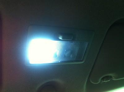 Membuat Lampu Led Untuk Kabin/Plafon Mobil 35