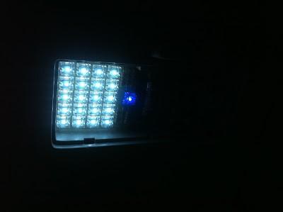 Membuat Lampu Led Untuk Kabin/Plafon Mobil 34