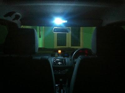 Membuat Lampu Led Untuk Kabin/Plafon Mobil 36