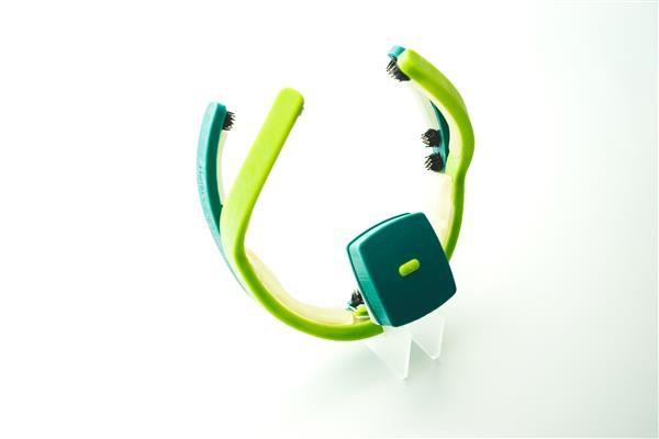 Imec and TU Delft develop revolutionary wireless EEG headset using 3D printing