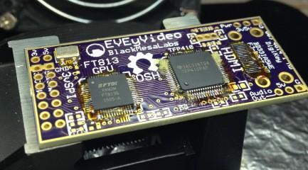 Mesa-Video : 800×600 Digital video for Arduinos