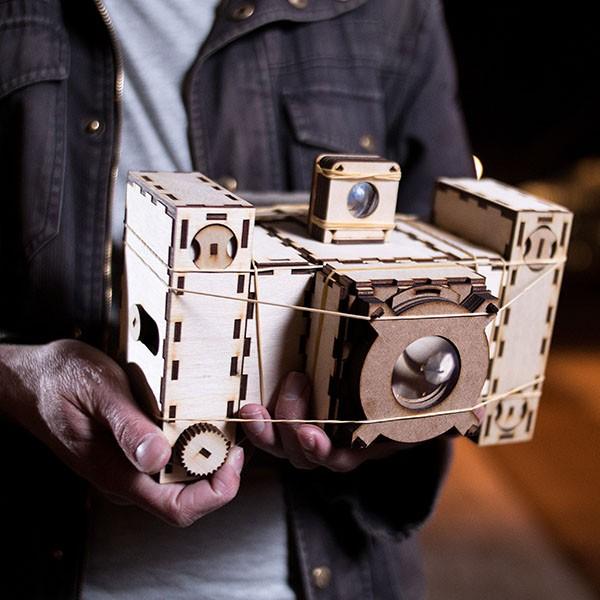 The Focal Camera – open source DiY modular camera