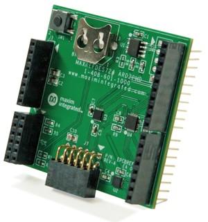 PMOD Adapter for Arduino Platform