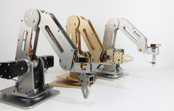 Dobot: Robotic Arm for everyone, Arduino & Open Source
