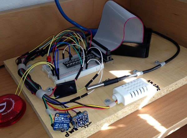 Make a Weather Station With a Raspberry Pi 2