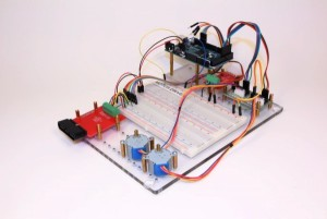 JIGMOD Electronic Circuit Building System