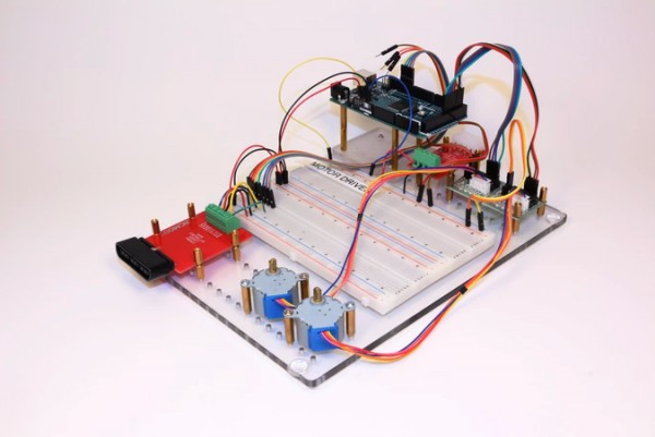 JIGMOD Electronic Circuit Building System