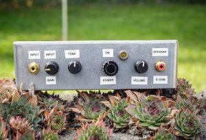 QRP WorkBench Line-in Audio Amplifier — Part 1