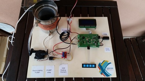 The perfect Beer with Arduino: OpenArdBir project