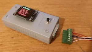 Multi Channel Datalogger with OLED Display