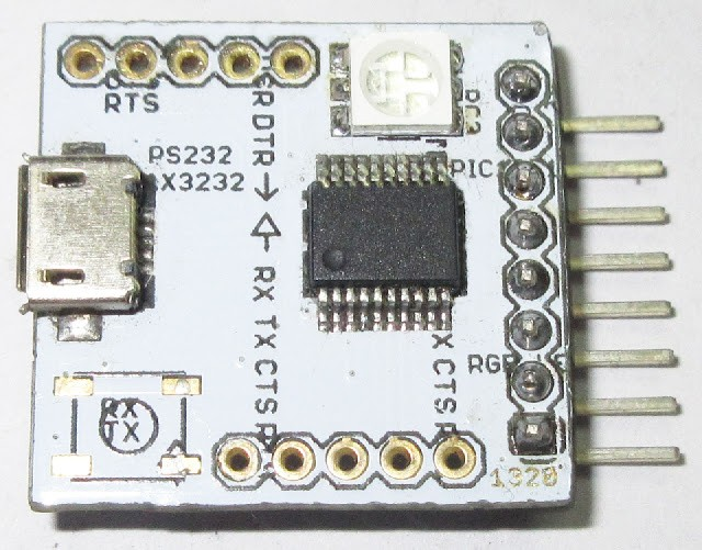 Cross Platform  USB I/O Board With PWM in Qt5 , I/O Board V2