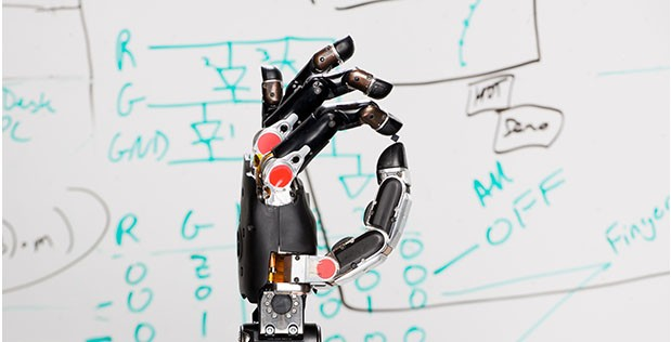 JohnsHopkins and Darpa are working to Revolutionary Prosthetics: bionic hand offering a Sense of ...