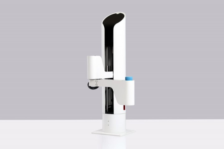 Makerarm – The first robotic arm that makes anything, anywhere