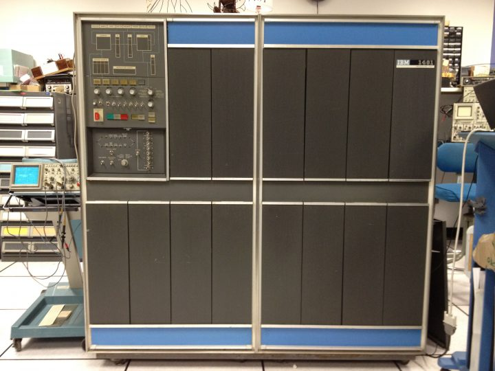 Qui-binary arithmetic: how a 1960s IBM mainframe does math