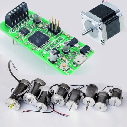 The OPEN MOTOR CONTROL: an open source motor controller for everyone