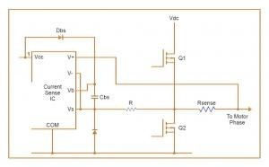 Using the IR217x Linear Current Sensing ICs