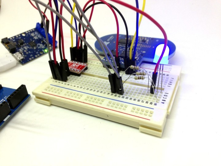 XeThru Arduino Radar Library
