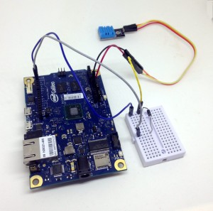 Intel Galileo Projects: Simple DIY Weather Station