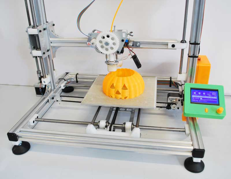 3Dprint your halloween special with 3Drag