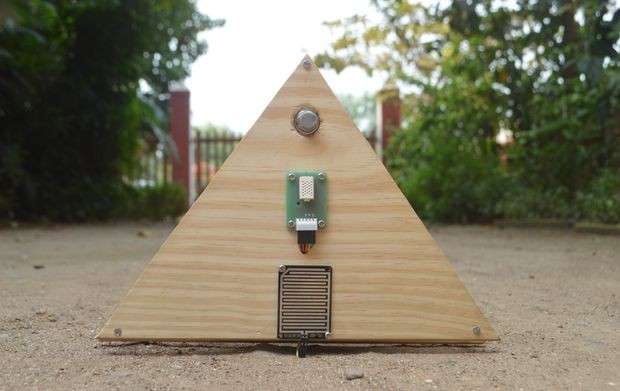 DIY Tweeting Weather Station