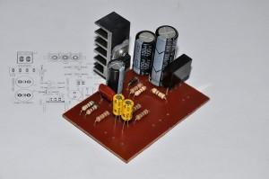 48V Phantom power supply