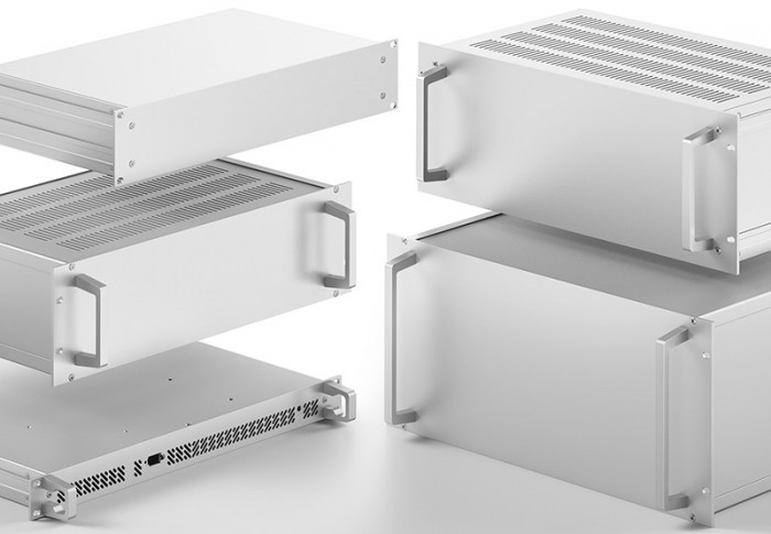 19″ system of enclosures will provide you unexpected space
