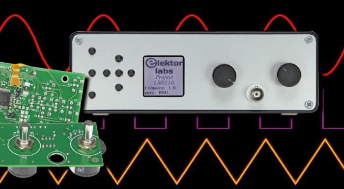 Elektor DDS Function Generator