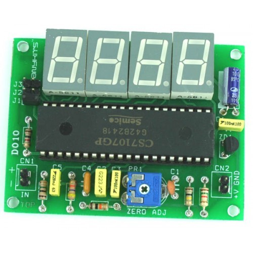ICL7107 digital ammeter besides M Din Rail Digital Ammeter moreover Index116 additionally Digital Voltmeter Integrated Circuit besides The Cheap Digital Voltmeter Using Ca3162 And Ca3161. on single digit voltmeter