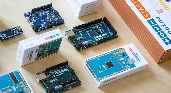 A bunch of new Genuino boards available in shop now!