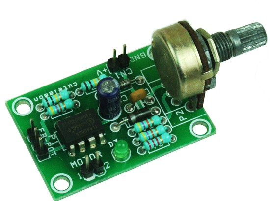 Dc Servo Motor Driver Analog Closed Loop Control