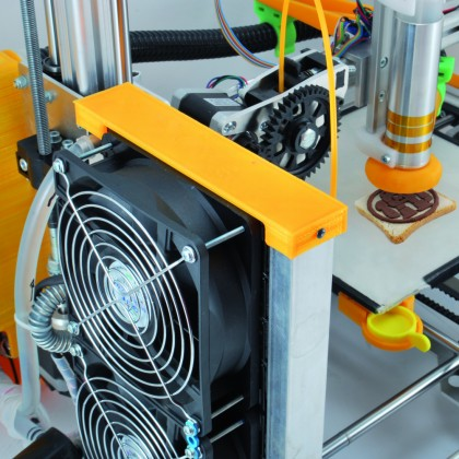 The 3DRAG CHOCO (Chocolate 3d printer) Cooling system explained