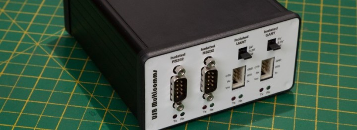 USB MultiComms Part Four – Case