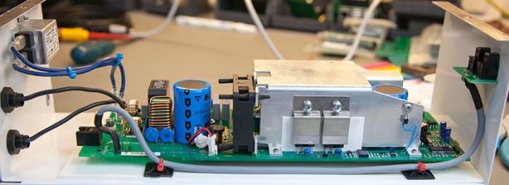 Mastervolt Soladin 600 Optical Interface Noise Fail
