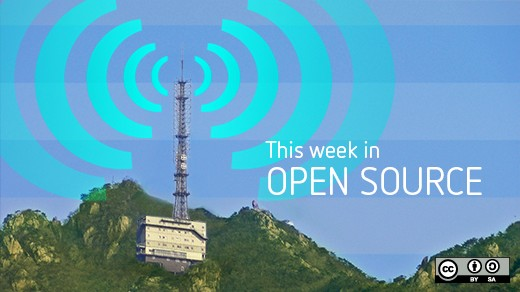 Open source weekly news