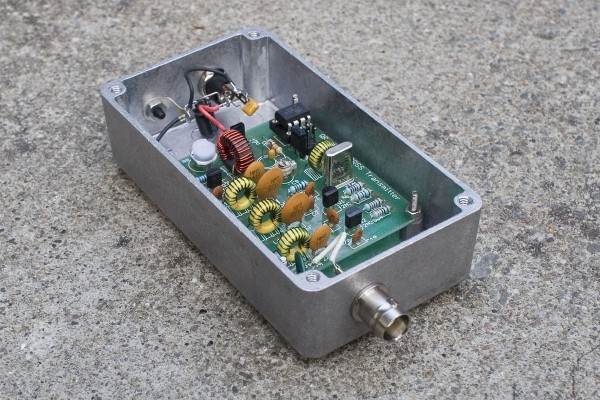"""The Sproutie """"SPT"""" Beacon – A legal, unlicensed HiFER beacon"""